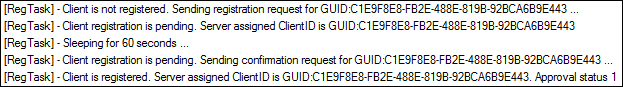 CLientIDManager Log Success - SCCM Revoked Clients