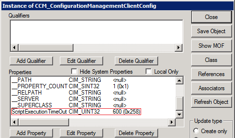 SCCM Detection Clauses Using Scripts - IT Bits and Pieces